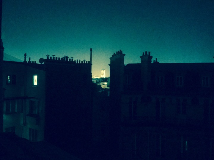 Goodnight Paris.